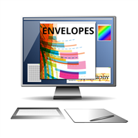Envelope Graphic Design Services