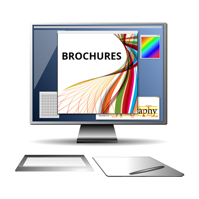 Brochure Graphic Design Services